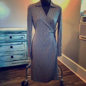 Banana Republic Wrap Dress